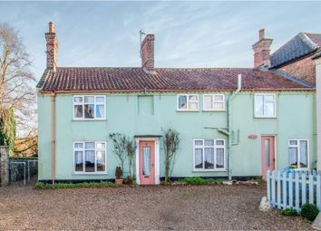Thumbnail 3 bed property for sale in The Street, Lyng, Norwich