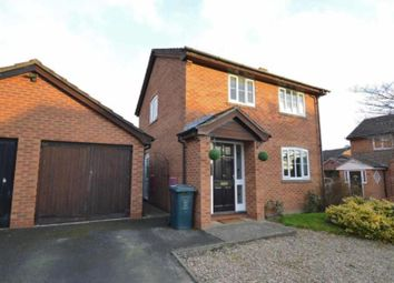 Thumbnail 3 bed detached house for sale in Churchill Road, Shrewsbury