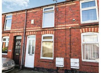 Thumbnail 2 bedroom terraced house for sale in Salop Terrace, Wrexham