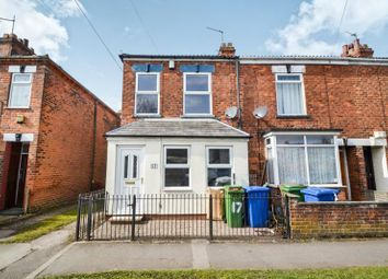 Thumbnail 2 bed end terrace house to rent in Itlings Lane, Hessle
