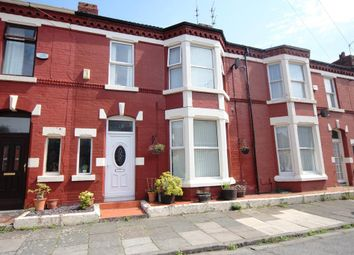 Thumbnail 4 bed terraced house to rent in Langham Avenue, Aigburth, Liverpool