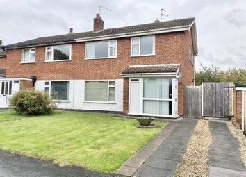 Thumbnail 3 bed semi-detached house for sale in Whiles Lane, Birstall, Leicester, Leicestershire