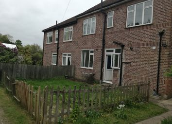 Thumbnail 2 bed maisonette to rent in Manor Close, Barnet