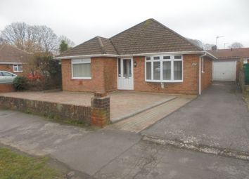 Thumbnail 3 bed detached bungalow to rent in Milton Road, Waterlooville