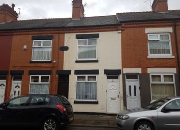 Thumbnail 3 bed terraced house for sale in Harewood Street, North Evington, Leicester
