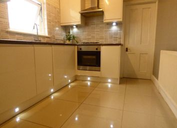 Thumbnail 2 bedroom terraced house for sale in Newcombe Road, Northampton