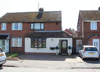 Thumbnail 2 bed semi-detached house for sale in Bromley Lane, Kingswinford