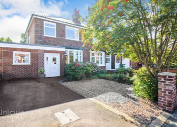 Thumbnail 4 bed semi-detached house for sale in Moorland Road, Lytham St. Annes