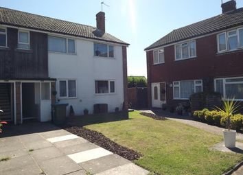 Thumbnail 2 bed flat for sale in Manor Court, Barnsite Close, Rustington, West Sussex