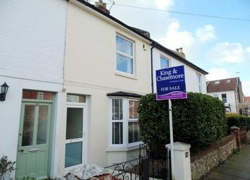 Thumbnail 2 bed terraced house for sale in Thurlow Road, Worthing, West Sussex