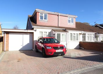 Thumbnail 5 bed semi-detached house for sale in Fairview Avenue, Rainham, Gillingham