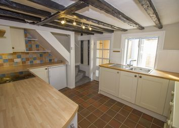 Thumbnail 2 bed terraced house to rent in The Street, Stoke-By-Clare, Sudbury, Suffolk