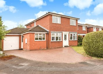 Thumbnail 4 bedroom detached house for sale in Childrey Way, Tilehurst, Reading, Berkshire