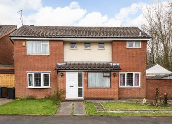 Thumbnail 4 bed detached house for sale in Walter Scott Avenue, Wigan