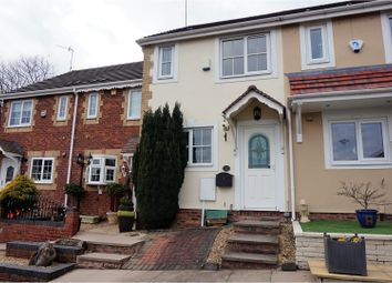Thumbnail 2 bed semi-detached house for sale in Whitebeam Close, Gornal, Dudley