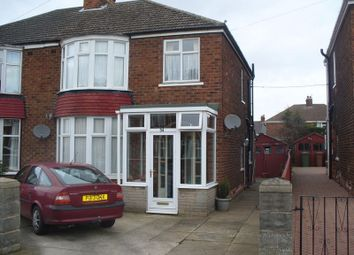 Thumbnail 3 bedroom semi-detached house to rent in Axholme Road, Scunthorpe