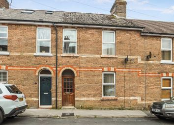 Thumbnail 2 bedroom terraced house for sale in Period Terraced House, Fordington, Dorchester