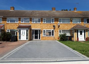 Thumbnail 3 bed terraced house for sale in Frobisher Way, Gravesend