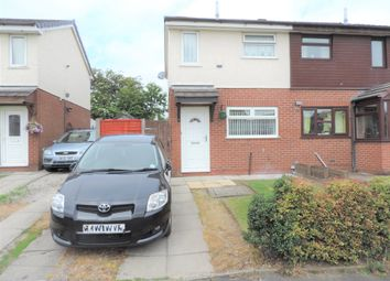 Thumbnail 2 bed semi-detached house for sale in Redwood, Chadderton, Oldham