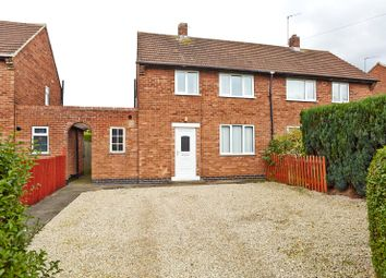 Thumbnail 2 bedroom semi-detached house for sale in Chapelfields Road, York