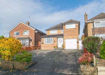 Thumbnail 5 bed detached house for sale in Longlands Road, Halesowen
