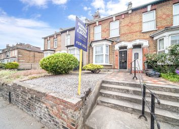 Thumbnail 2 bed terraced house for sale in Pelham Road, Gravesend, Kent