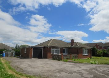 Thumbnail 2 bed detached bungalow for sale in White Street, Selby