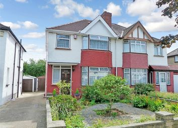 Thumbnail 3 bed semi-detached house to rent in Twyford Road, Harrow, Middlesex