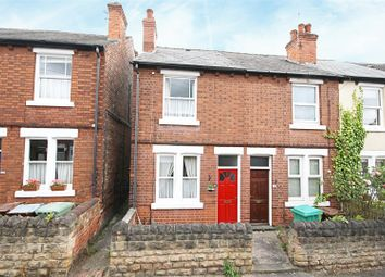 Thumbnail 2 bed terraced house for sale in Haddon Street, Sherwood, Nottingham