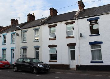 Thumbnail 2 bedroom terraced house to rent in Cecil Road, St. Thomas, Exeter