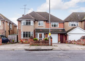 Thumbnail 5 bedroom detached house for sale in Stratton Gardens, Luton