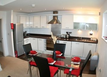 Thumbnail 2 bed flat to rent in Frappell Court, Grand Central