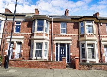 Thumbnail 3 bed terraced house for sale in Trevor Terrace, North Shields