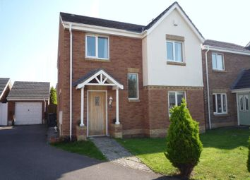 Thumbnail Detached house to rent in Maes Lindys, Rhoose, Barry