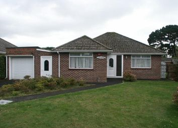 Thumbnail 2 bed detached bungalow to rent in Highbury Close, New Milton