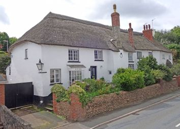 3 bed end terrace house for sale in Station Road, Newton Poppleford, Sidmouth EX10