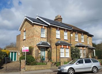 Thumbnail 4 bed semi-detached house for sale in Forty Hill, Enfield