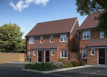"Thumbnail 2 bed semi-detached house for sale in ""The Alnwick"" at Reigate Road, Hookwood, Horley"
