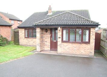 Thumbnail 2 bed detached bungalow for sale in The Chevin, Stretton, Burton-On-Trent