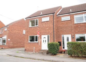 Thumbnail 3 bed end terrace house for sale in Kelham Road, Newark