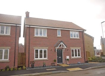 Thumbnail 4 bed detached house for sale in Richardson Road, Swindon