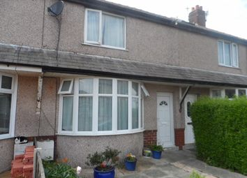 Thumbnail 2 bed terraced house for sale in Ashton Avenue, Knott End