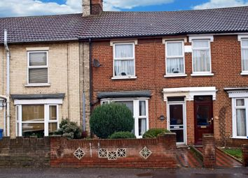 Thumbnail 3 bedroom terraced house for sale in Bramford Road, Ipswich