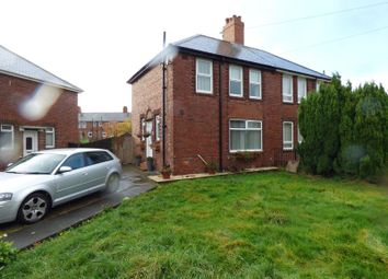 Thumbnail 3 bedroom semi-detached house for sale in Clapham Avenue, Walker, Newcastle Upon Tyne
