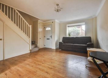 Thumbnail 2 bed terraced house to rent in Clover Way, Smallfield, Horley
