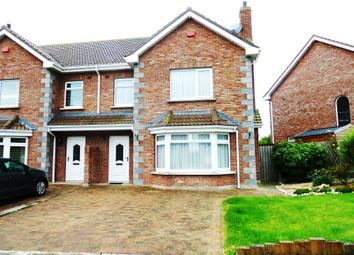 Thumbnail 3 bed semi-detached house for sale in 5 The Stables, Termonfeckin, Louth