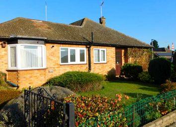 Thumbnail 3 bedroom semi-detached bungalow to rent in Amberley Slope, Werrington, Peterborough