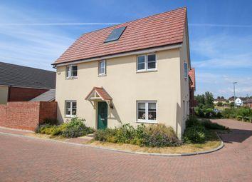 Thumbnail 3 bed semi-detached house for sale in Howland Close, Saffron Walden