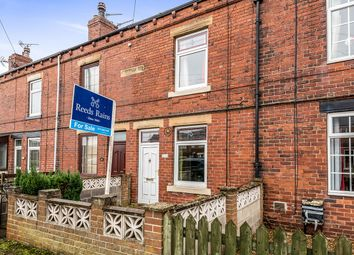 Thumbnail 3 bedroom terraced house for sale in Lower Mickletown, Methley, Leeds
