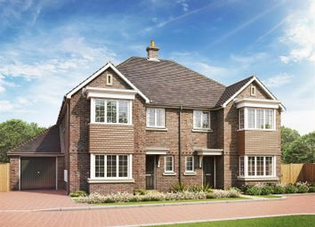 Thumbnail 4 bed semi-detached house for sale in Stanton Lodge Gardens, Shelvers Way, Tadworth